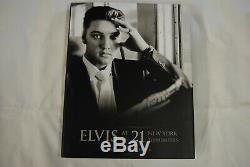 Elvis Presley Elvis 1956 Hardback Book New Alfred Wertheimer Welcome Books Rare