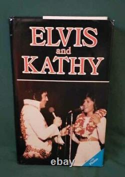 Elvis Presley Elvis And Kathy Book Kathy Westmoreland William Quinn 1987 RARE