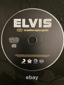 Elvis Presley Elvis at Madison Square Garden FTD/CD Book 2017 RARE And DELETED