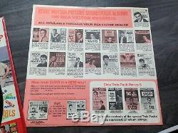 Elvis Presley GIRLS, GIRLS, GIRLS LSP-2621 (USA 1968 ORIGINAL) RARE RIGID VINYL