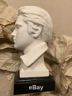 Elvis Presley Goebel bust 1977 rare collectors piece in great condition