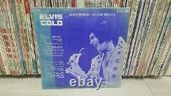 Elvis Presley Golden Hits 21 Korea LP RARE
