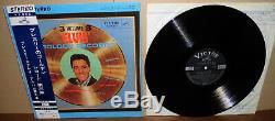 Elvis Presley Golden Records Vol 3 1963 Japan LP Victor SHP-5237 + very rare obi