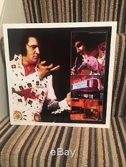 Elvis Presley Good Times FTD Vinyl LP With Hyper Sticker Tracked! Rare