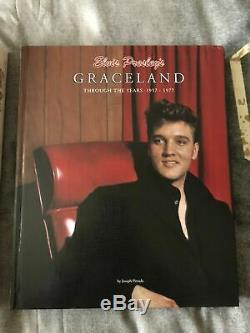 Elvis Presley Graceland Through The Years 1957-1977 ULTRA RARE BOXCAR