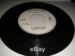 Elvis Presley / Heartbreak Hotel Original 1956 Promo 45rpm(rare)