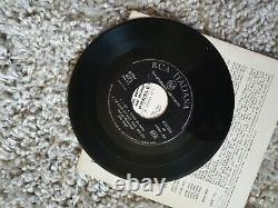 Elvis Presley Il Re Rock N Roll Italy Ep Very Rare 7 Inch