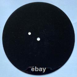 Elvis Presley It's Only Love Rare 1980 UK One-Sided Acetate
