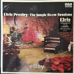 Elvis Presley JUNGLE ROOM SESSIONS SEALED 2-LP FTD VINYL VERY RARE