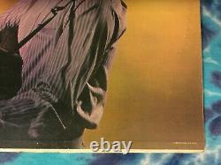 Elvis Presley LP Elvis SELF TITLED 1956 AD BACK Rare RCA Victor LPM-1382