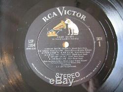 Elvis Presley LP, Kissin' Cousins, RCA #LSP-2894, rare cover No Cast, Bonus Photo