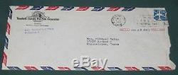 Elvis Presley MGM Colonel Parker Tom Diskin Letter With Envelope 1960 RARE