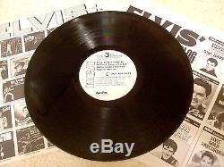 Elvis Presley Madison Square Garden 1972 Rca Sps-33-571-1 Rare 2 Lp Banded Promo
