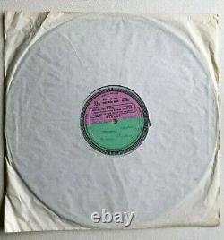 Elvis Presley Mega Rare Decca Test Pressing Harem Holiday (Harum Scarum) LP