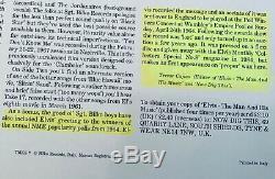 Elvis Presley- Mega Rare One Off 100% Genuine Original Acetate