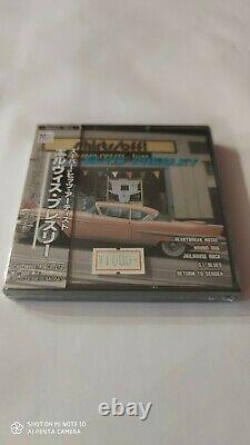 Elvis Presley Minidisc Sony Walkman rare