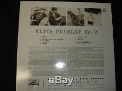 Elvis Presley No 2 His Master's Voice Lp Rare Clp 1105