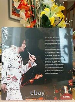 Elvis Presley ON TOUR DELUXE 9 CD/128 PAGE Book Amiga Boxset sealed mega rare