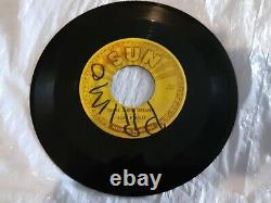 Elvis Presley Original Sun Record 215 Milkcow Blues Boogie With Push Marks RARE
