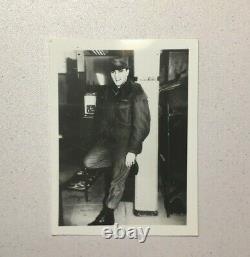 Elvis Presley Original Vintage Kodak Photo Army Ultra Rare 1958 Germany