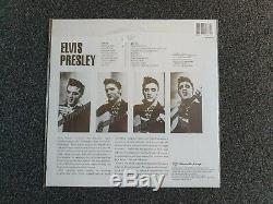 Elvis Presley Pink Vinyl Limited 363 Copys Lp Record Rare