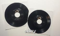 Elvis Presley Promo Set 2 Ep +ps Spd 22 Rca Victor USA Ex/ex Rare