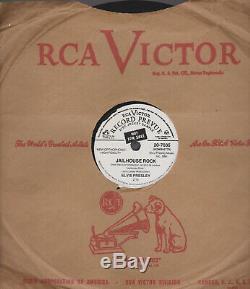 Elvis Presley RARE 78rpm 10-inch RCA Promo