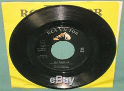 Elvis Presley RCA Gold Standard 447-0618 All Shook Up 45 With Sleeve 1964 NM RARE