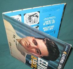 Elvis Presley RCA LSP-2231 Elvis Is Back LP Living Stereo Original 1960 RARE