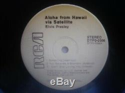 Elvis Presley Rare Aloha From Hawaii Jukebox Ep Near Mint Original