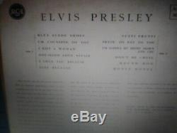 Elvis Presley Rare Elvis Presley Mono Lp Album 1956 Original Italy
