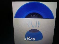 Elvis Presley Rare Moody Blue/blue Vinyl Promo 45 Excellent-near Mint