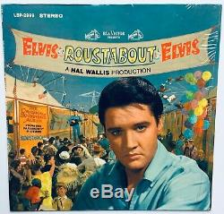 Elvis Presley- Rare USA Stereo Roustabout