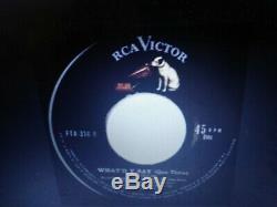 Elvis Presley Rare Viva Las Vegas/whatd I Say 45&ps Near Mint Peru 1964