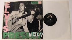 Elvis Presley Rca Lpm-1254 Rare Light Pink 1st Album Pressing 1956