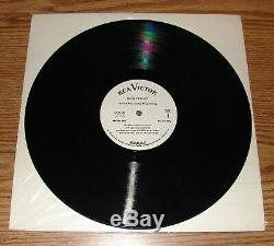 Elvis Presley SP-33-461 Special Palm Sunday Programming Rare Promo LP