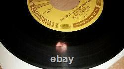 Elvis Presley SUN Records # 217 Original 45 rpm push marks RARE 1955 pressing