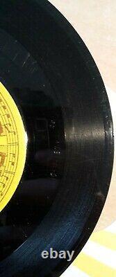 Elvis Presley SUN Records # 223 Mystery Train Original 45 rare label variant EX