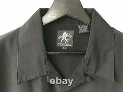 Elvis Presley Short Sleeve Button up Shirt by Dragonfly Clothing Size Large RARE