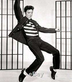 Elvis Presley Signed Autograph 1956 Rare