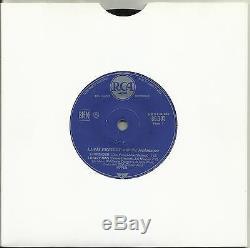 Elvis Presley. Surrender. Rare French Ep 7 45 Export Petit Trou 03/61 Rca 86.303