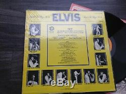 Elvis Presley THAT'S THE WAY IT IS LSP-4445 (ORIGINAL 1970 USA) MEGA RARE LABEL