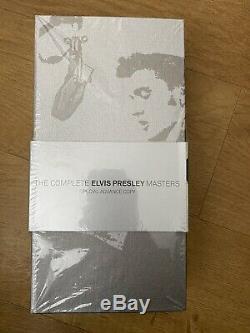 Elvis Presley The complete Elvis Presley masters 30cd promo mega rare! MINT