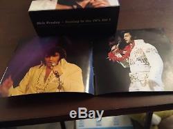 Elvis Presley Touring In The 70s Rare 17cd Box Set Vol 1