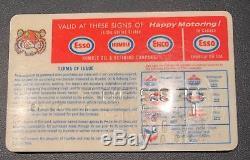 Elvis Presley. Very Rare. Original. Esso Credit Card. 1969