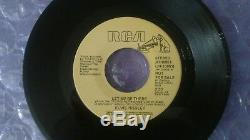 Elvis Presley Very Rare Original Let Me Be There Promo 45 1974 Mint