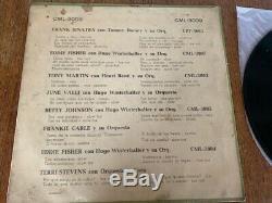 Elvis Presley Y Su Conjunto 1956 Chile 10 Rca Victor CML 3009- Ultra Rare