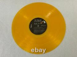 Elvis Presley Yellow Vinyl Moody Blue LP Record AFL1-2428 MEGA RARE! B6897