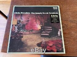 Elvis Presley -ftd Vinyl Mint In Shrink Unopened Super Rare Now. The Jungle Room