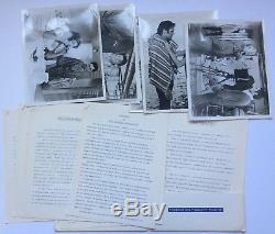 Elvis Presley -interesting And Rare Item Here-editors Portfolio